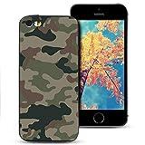 MoEvn Coque iPhone Se Noir, iPhone 5S Ultra Mince Souple Silicone TPU Etui Housse de...
