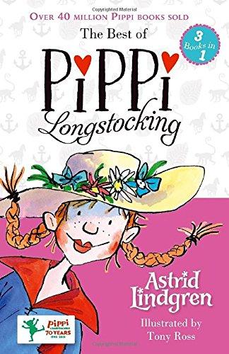 The Best of Pippi Longstocking (3 books in 1) por Astrid Lindgren