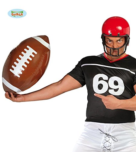 r Football ca. 40 - 50 cm (Ei-halloween-kostüm)