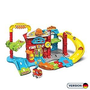 VTech Tut Tut Baby Flitzer 80-503904 Pista para vehículos de Juguete De plástico - Pistas para vehículos de Juguete, plástico, Multicolor, 1 año(s), Niño/niña, 5 año(s)