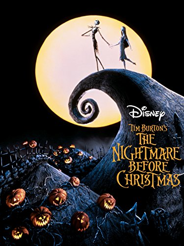 The Nightmare Before Christmas (Nightmare Before Christmas Halloweentown)