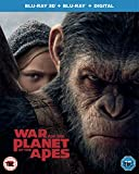 War for the Planet of the Apes [Blu-ray 4k +3D + UV] [2017]