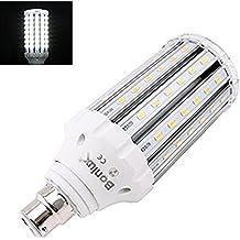 Bonlux 30W BC LED lámpara de maíz blanco fresco 6000K 250W Equivalente bayoneta B22 LED Retrofit