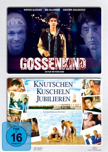 Bild von GOSSENKIND - KNUTSCHEN KUSCHELN JUBILIEREN - Die Peter Kern Box [2 DVDs]