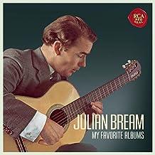Julian Bream - My Favorite Albums