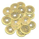 Mengger Monedas Chinas Juguete Feng Shui Antiguas I-ching Monedas de...