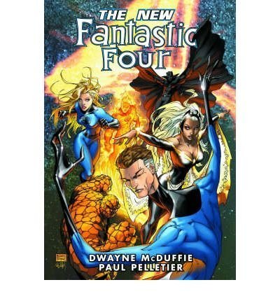 Fantastic Four: The Beginning of the End by Dwayne McDuffie (2008-05-14)