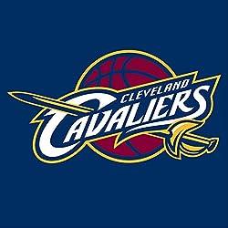Cleveland Cavaliers NBA Basketball Escudo de pared Pegatina Vinilo 60cm x 60cm grande (700x 600x 600mm)