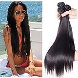 Best Virgin Hair - Richair 3 Bundles Tissage Bresiliens Lisse 50g Vierges Review