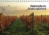 Weinidylle im SüdburgenlandAT-Version (Tischkalender 2018 DIN A5 quer): Eisenberg und Umgebung in der Weinidylle Südburgenland (Monatskalender, 14 Seiten ) (CALVENDO Orte)