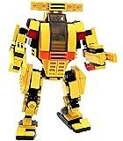 Mybuild patentado Bloque de construcción de juguete El ingeniero Maquinaria ladrillos para fantástico robot