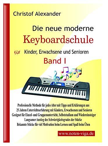 Die neue moderne Keyboardschule