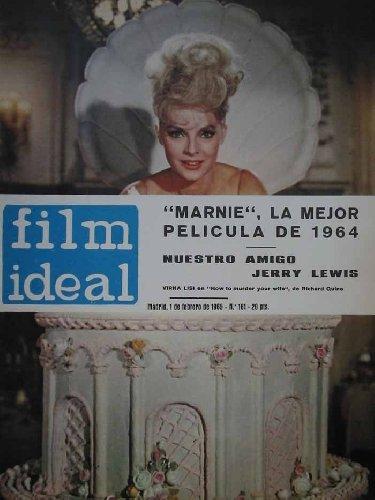 FILM IDEAL. REVISTA DE CINE. Febrero 1965 nº161