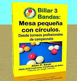 Billar 3 Bandas - Mesa pequeña con círculos: Desde torneos ...