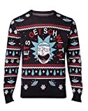 Rick and Morty - Weihnachtspullover - X-Mas Ugly Sweater, Größe:S