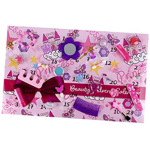 Mädchen Weihnachtskalender.Adventskalender Mädchen Little Princess Weihnachtskalender Prinzessin Schmuck