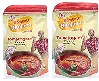 Bombatt Bhojana Tomatogare Paste 200g Pack of 2