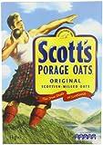 Scotts Porridge Oats 1 kg (Pack of 12)