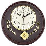 Plaza Plastic Wall Clock (27 cm x 5 cm x...