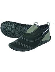 AQUA SPHERE - Herren Beachwalker - Schwarz Schuhe in Übergrößen