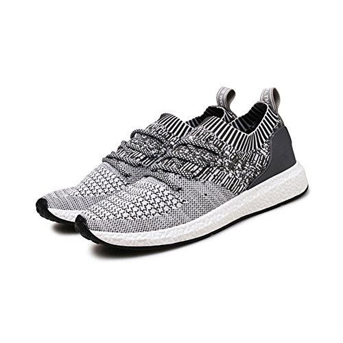 Juleya Homme Chaussures de Course Running Sport Compétition Trail Entraînement Basket Sneakers Outdoor Running Sports Fitness Gym Shoes