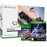 Pack Console Xbox One S 500 Go + Forza Horizon 3 + DLC Hot Wheels + Star Wars : Battlefront 2