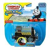 Thomas und seine Freunde Mattel CCK05 Take-n-Play – Diecast Lok – Porter [UK Import]