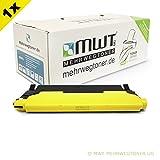 1x MWT Toner für Samsung CLX 3170 3175 FW FN N ersetzt CLT-Y4092S Gelb Yellow