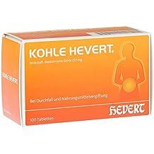 KOHLE Hevert Tabletten 100 St Tabletten