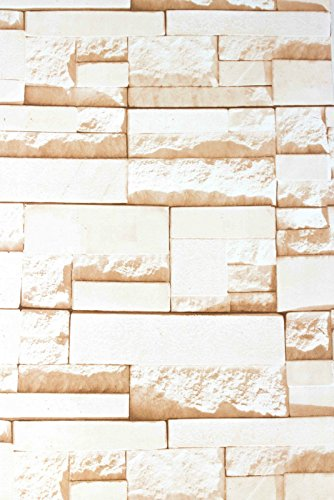 beige-3d-brick-vinyl-pvc-folie-selbstklebend-tapete-rolle-waschbar-sticky-back