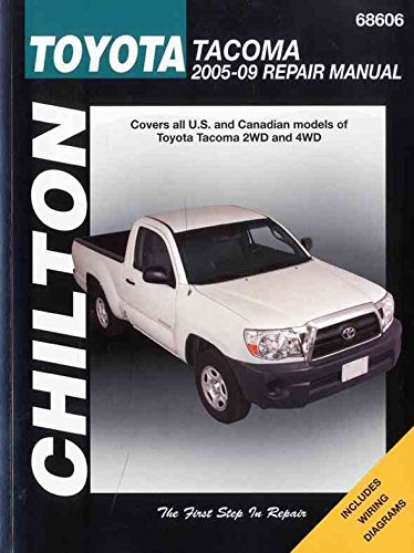 toyota-tacoma-2005-09-repair-manual-by-author-joe-l-hamilton-published-on-november-2009