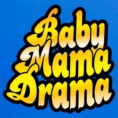 Baby Mama Drama Kinder T-Shirt, Kinder Royalblau