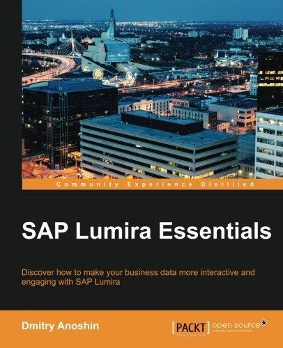 SAP Lumira Essentials by Dmitry Anoshin (2015-09-03) par Dmitry Anoshin