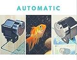 Freshdcart Automatic Fish Food Dispenser Aquarium Tank Electronic Timer Fish Food Feeder Machine