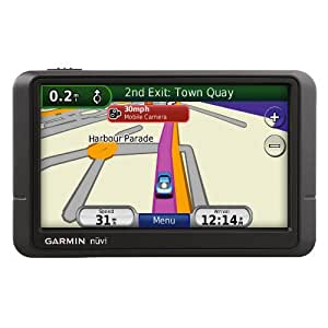 """Garmin nüvi 245 GPS Europe de l'Ouest (23 Pays) écran 3,5"""""""