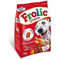 Pienso para perros adultos de buey de 4kg (Pack de 3)
