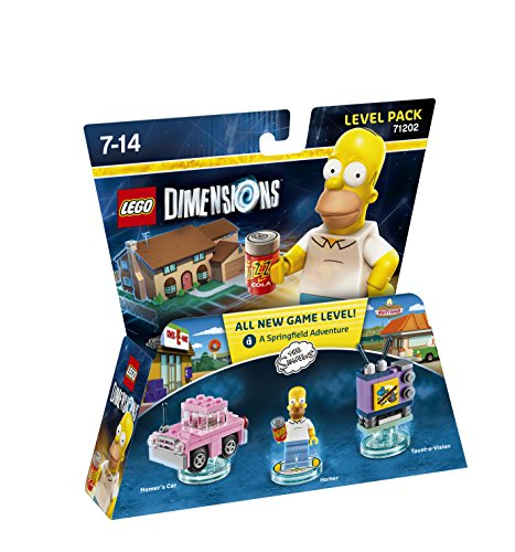 LEGO Dimensions – Level Pack – Simpsons - 8
