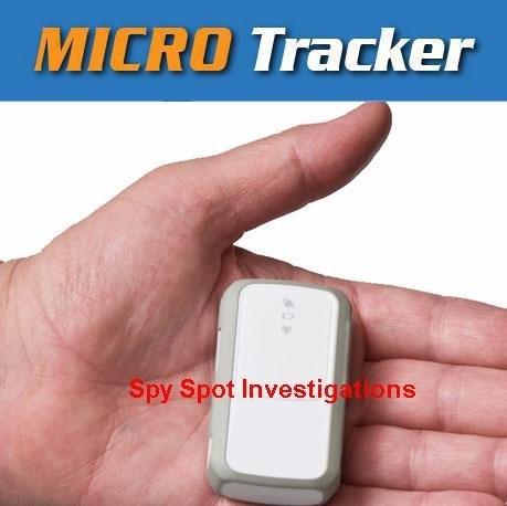 Spy Spot TT8850 Real Time Mini Portable GPS Tracker Vehicle GPS Tracking Device Gl 200 Micro Tracker by SpySpotGPS (Gps Spy Micro)