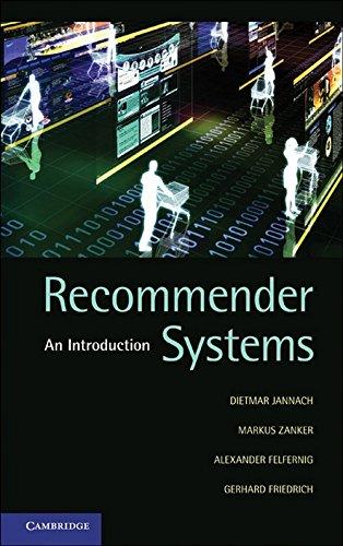 Recommender Systems: An Introduction por Dietmar Jannach