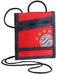 Pochette tour FC Bayern München–Sac/Sac/monedero/Purse/bourse Munich, de l'argent Sac Porte-monnaie, Portefeuille