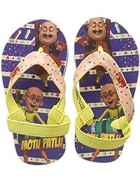 Motu Patlu Boy's Flip-Flops