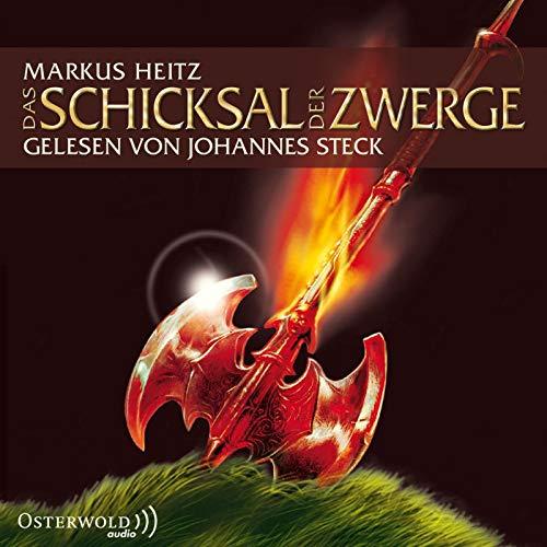 Das Schicksal der Zwerge: 10 CDs (Die Zwerge, Band 4)
