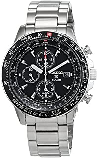 Seiko Men's Analogue Quartz Watch with Stainless Steel Bracelet - SSC009 (B005I2KDTS) | Amazon price tracker / tracking, Amazon price history charts, Amazon price watches, Amazon price drop alerts