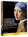 I Volti Di Vermeer  - La Luce Del Nord (2 Blu-Ray)