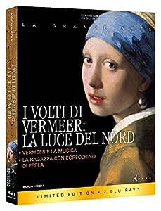 I Volti di Vermeer: La Luce del Nord (2 Blu-Ray)