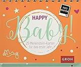 Happy Baby! Meilenstein-Karten für das erste Jahr: Mit 25 Postkarten