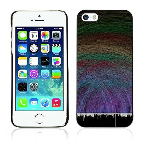 Graphic4You Artistic Cherry Tree Design Harte Hülle Case Tasche Schutzhülle für Apple iPhone 5 und 5S Design #13