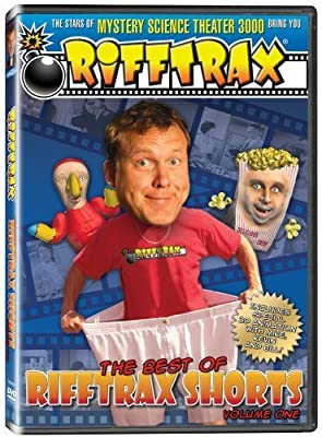 RiffTrax Shorts Volume 1 - from the stars of Mystery Science Theater 3000! by Michael J. Nelson