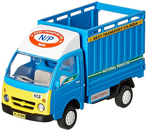 Centy Toys Tata Ace Freight Carrier, Multi Color