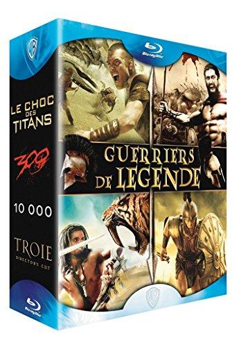 Coffret guerriers de légende - Le choc des titans + 300 +...